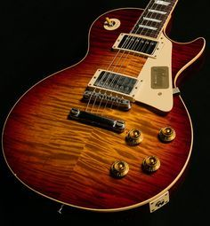 2015 True Historic 1959 Les Paul Reissue - Tom Murphy Aged   New Arrivals   Wildwood Guitars