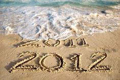 love this - out with the old and in with the new - happy new year!
