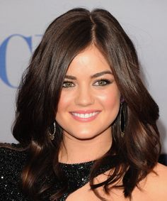 Lucy Hale..medium length hair