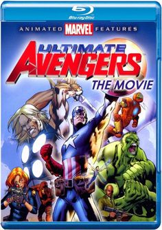Ultimate Avengers (2006) m1080p BDRip mkv Dual Audio -Movieshdgratis