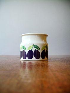 Mid Century Arabia Finland Ulla Procope Pomona Jar