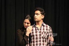 Mr. & Mrs. Behind the scene rehearsal photos