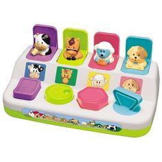 Köp Happy Baby - Pop Up Bondgårdsdjur på babyland.se