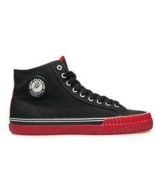 a22bbfe82d365 PF Flyers Black Center Hi-Top Sneaker