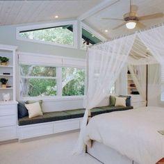 Tropical Home Design looks like you'll have a good sleep here