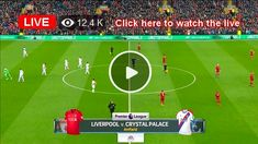 Watch the live match of the Premier League between Liverpool and Crystal Palace online for free. Crystal Palace, Usa Sports, Sports News, Sport Football, Soccer, Liverpool, Sports Scores, Live Matches, Games Today
