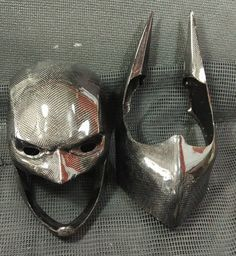 Hey, I found this really awesome Etsy listing at https://www.etsy.com/listing/245775165/batcowl-carbonfiber-pre-order