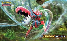 Pokémon en Vitoria-Gasteiz colección turbo limite o 'break point' en Ingles.