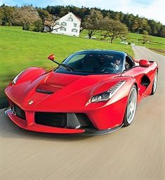 Asking Price For The Very First Ferrari LaFerrari Is A Cool $10 Million