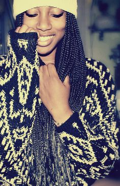 Long Box Braids