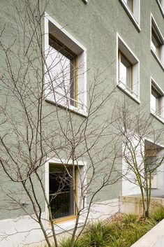 Since 1998 the Web Atlas of Contemporary Architecture Plan Concept Architecture, Architecture Windows, Landscape Architecture Drawing, Architecture Office, Contemporary Architecture, Architecture Details, Residential Architecture, Exterior Paint Color Combinations, Stucco Exterior