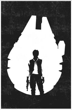 Star Wars silhouetteLimited Edition Art Prints - Star Wars Paint - Ideas of Star Wars Paint - Star Wars silhouetteLimited Edition Art by CreativeSpectator Star Wars Fan Art, Star Wars Stencil, Star Trek, Star Wars Silhouette, Star Wars Dark Side, Arte Do Harry Potter, Gravure Laser, Star Wars Painting, Star Wars Personajes