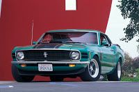 Respect your Elders: Consumer Reports says V6 Mustang better than 1970 Boss, Misses the Point
