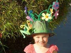 The Princess Sarah Nicole Diary: Today was Crazy Hat Day