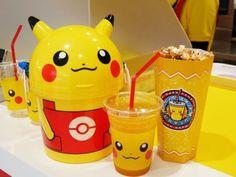Retro Gamer Blog — The Real Life Pokemon Gym in Osaka, Japan
