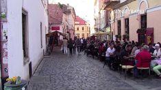 I went to Romania in April I visited Cluj-Napoca, Sighișoara, Salina Turda and Biertan (Transylvania). Romania is a beautiful country with good food an. Transylvania Romania, Tourism, Street View, Places, Beautiful, Youtube, Turismo, Youtubers, Travel