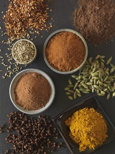 Beau Monde Seasoning mix, which can be hard to find, using cloves, cinnamon, allspice, and other rich ingredients.