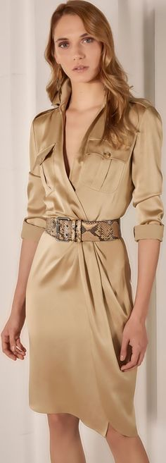Funky Outfits, Royal Fashion, Her Style, Most Beautiful, Wrap Dress, Creations, Spring Summer, Ralph Lauren, Couture