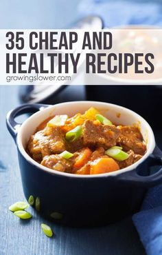 Save money on groceries without compromising your health with these Cheap and Healthy Recipes for Families. Inspire your meal planning with…
