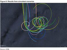 Crash du MH370 : le 777-200ER de Malaysia Airlines hors de contrôle