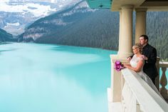 Lake Louise Elopement - Belvedere Suite at the Fairmont Chateau Lake Louise photo credit: http://www.one-edition.ca/