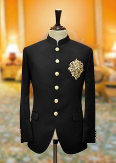 Look Debonair with our Luxury Prince Suits ~ Shameel Khan 🏇💫🎇 Inbox us or 📞 for Pricing and Free Designer's Appointment Sherwani For Men Wedding, Wedding Dresses Men Indian, Wedding Dress Men, Wedding Suits For Groom, Blazer Outfits Men, Mens Fashion Blazer, Suit Fashion, Designer Suits For Men, Designer Clothes For Men