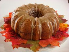 I am unfortunately not the Grand Prize Winner for Bundts Across America 2008. But I am allowed to finally post my recipe for my cake. So he...