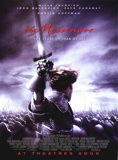 The Messenger: The Story of Joan of Arc / dont like her so much. 11 oct