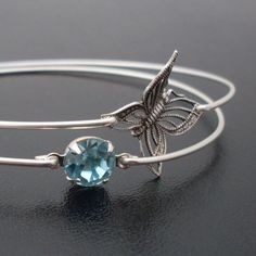 bracelet frosted willow