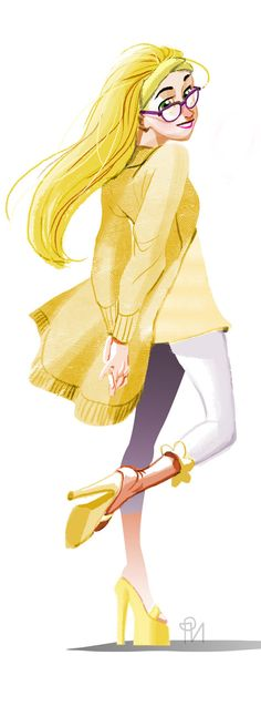 Honey Lemon Big hero 6 by zPePhungz on DeviantArt