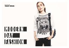 Nowa kolekcja Tally Weijl na wiosnę 2014 to inspiracja stylem Bandana Gangster.