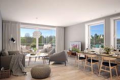 FINN – Eiksparken - 85 % SOLGT. Nye leiligheter med store terrasser, heis og garasje.