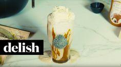 Harry Potter Inspired Butterbeer Ice Cream Float   Delish
