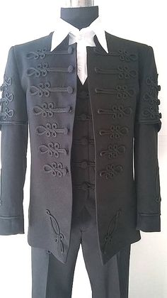 Imperial Clothing, Vintage Clothing, Vintage Outfits, Marching Band Uniforms, Kurta Men, Dandy Style, Mens Fashion Blazer, Military Fashion, Mens Suits