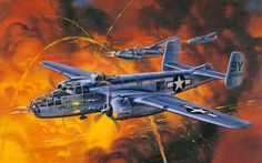 American Medium Bomber: North American B-25 Mitchell