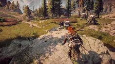 Horizon Zero Dawn: Gameplay Trailer - E3 2016 The Killzone-makers at Guerrilla Games give us another glance at its upcoming open-world action role playing game. Watch Aloy battle the demon in this demo from Sony's media briefing. June 14 2016 at 02:31AM https://www.youtube.com/user/ScottDogGaming