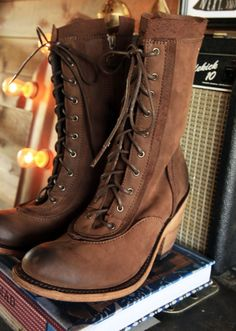THe NOMAD lace-up boot - Junk GYpSy co.