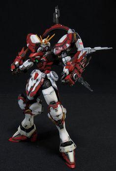 GF13-017NJII Burning Gundam - Modeled by Sumisu