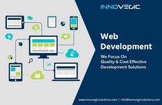 Software Development Company | IT Consulting Firm | Web Development | Innovegic Solutions
