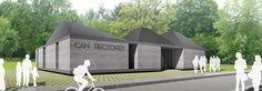 Centro Cívico Can Rectoret en Barcelona | 08023 Arquitectos - Barcelona | #Arquitectos #Centros #Oficinas