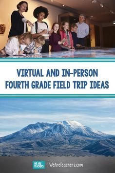 Field Trips for Fourth Graders (Virtual and In Person). Field trips are a great way to support your students' learning. Consider fourth grade field trips like your local radio station or a state park. #fourthgrade #educationalresources #socialstudies #classroom #onlinelearning #virtualfieldtrips #teaching #parents #learningathome Washington State History, Ballet Performances, Virtual Field Trips, Old Fort, Old Faithful, Concert Hall, Fourth Grade, State Parks, Learning