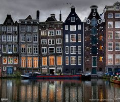 Damrak - Amsterdam by MorBCN on Flickr.