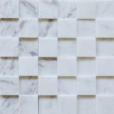 Brogliato Revestimentos - Coleções - 3D Mosaic - D010 Piguês . 30x30cm.