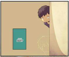 Ohga disappeared lol ReLife manga