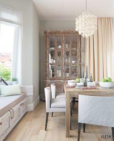 Дизайн дома в стиле прованс | Студия LESH (living room, kitchen, country house гостиная, кухня, столовая, загородный дом