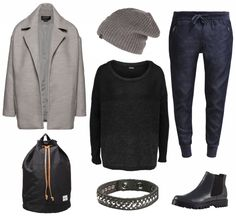 #Herbstoutfit lässiger Style  ♥ #outfit #Damenoutfit #outfitdestages #dresslove