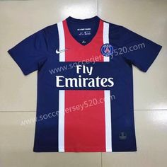 9fe3511b2 2019-2020 Paris SG Home Blue Thailand Soccer Jersey AAA-809