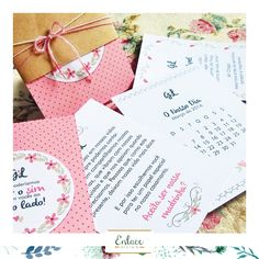 Lindo convite para madrinha de casamento, no estilo vintage!❤  #wedding #invitation #cards #vintage #convite #casamento #bride #madrinha