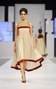 Hammad ur Rehman - beautiful cut, change the fabrics
