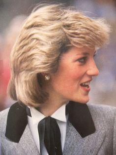 Memories Of Diana - Visiting Lisson Grove Health Centre In London - March 7th 1984